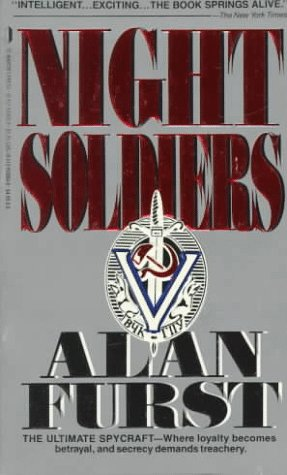 Night Soldiers, Alan Furst