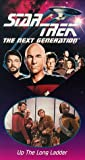 echange, troc Star Trek Next 44: Long Ladder [VHS] [Import USA]