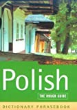The Rough Guide to Polish Dictionary Phrasebook 2 (Rough Guide Phrasebooks)