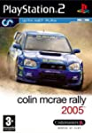 Colin McRae Rally 2005 (PS2)