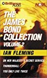 img - for James Bond Collection 2: Thunderball, On Her Majesty's Secret Service, You Only Live Twice book / textbook / text book