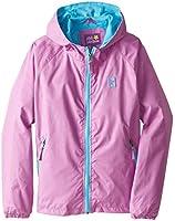 Pink Platinum Big Girls' Athletic Pop Jacket