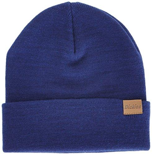 Dickies - Streetwear Cap Alaska, Paraorecchie Uomo, Blu (Deep Blue), Taglia unica (Taglia Produttore: One Size)