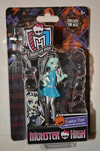 "Frankie Stein - Monster High 3.5"" scary cute Howl-oween figure - 1"