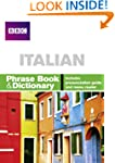 BBC ITALIAN PHRASE BOOK & DICTIONARY...