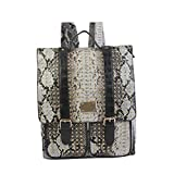 Murcia - Women's Casual Stylish Silver Colour Backpack Bag