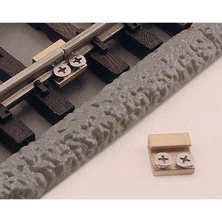 G Rail Clamp, Brass (10)
