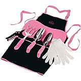 Apollo Precision Tools DT3790P  Garden Kit, 7-Piece (Pink)