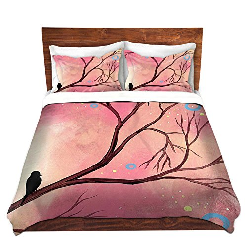 Coral Colored Bedding Sets back-1032990