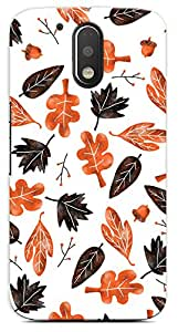 Kaira High Quality Printed Designer Back Case Cover For Motorola Moto G4 Plus(342)