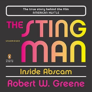The Sting Man Audiobook