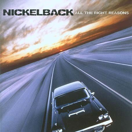 Nickelback - All the Right Reasons: Special Edition/+DVD - Zortam Music