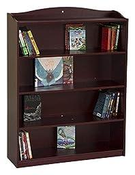 5-Shelf Bookcase in Cherry