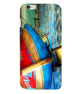 Doyen Creations Printed Back Cover For Apple Iphone 6