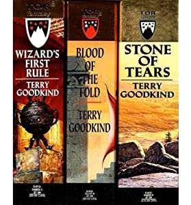 The Sword of Truth, Boxed Set I, Books 1-3: Wizard's First Rule, Blood of the Fold ,Stone of Tears by