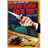 Who Saw Her Die? [1971] [DVD]by George Lazenby