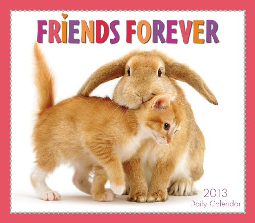 Friends Forever   2013 Box/Daily (calendar)