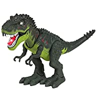 Techege Toys Furious T Rex Moving Din…