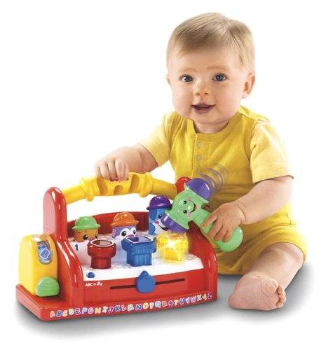Fisher-Price Laugh & Learn Learning Toolbench - 1