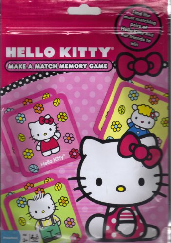 Hello Kitty Make a Match in Foil Pouch - 1