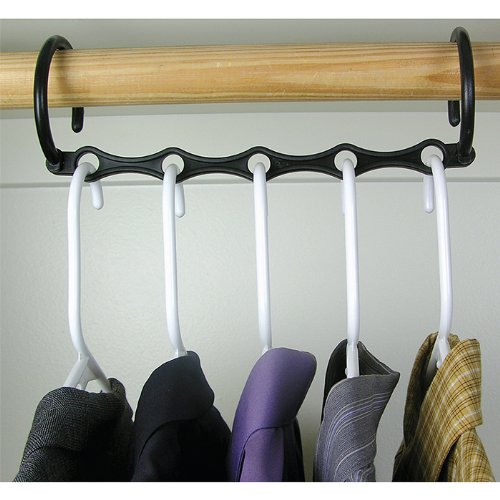 Set Of 10 Magic Hangers - As Seen On T.V. front-4167