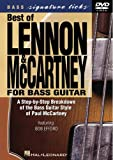 The Best Of Lennon And McCartney For Bass Guitar 2001 DVD