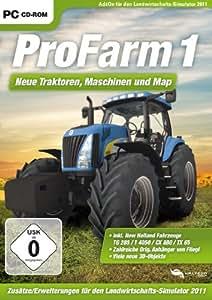 Pro Farm 1 (extension de Agricoles Simulator 2011) [import allemand]