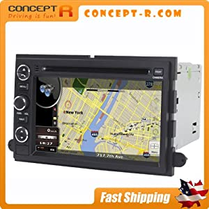 Ford 2004 05 06 07 08 F-150 2005 06 07 08 09 10 11 12 Ford F-250/350/450/550 In-dash DVD GPS Navigation Stereo Bluetooth Hands-free Steering Wheel Controls Touch Screen Sirius-Ready Satellite Radio Deck AV Receiver CD Player Stereo Video Audio Astrium GEE-2865 Rear View Camera option Pickup Truck
