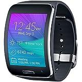 Samsung Gear S SM-R750 Montre GPS Noire pour Smartphone 4GB -Asia Version-