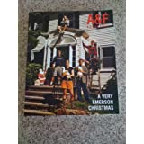 Abercrombie & Fitch A & F Quarterly 2000 Christmas ~ Bruce Webber