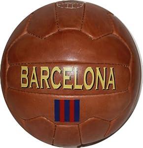 Barcelona Vintage Soccer Ball by Devlin Sport Design