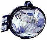 Dodge Ram Pickup Replacement Fog Light Assembly Glass Lens &#8211; Driver Side