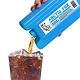 You Can Hide It Ice Pack Secret Flask, 14 oz