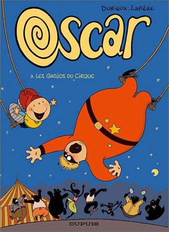 Oscar n° 3 Les Gadjos du cirque