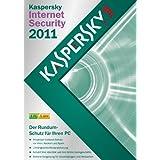"""Kaspersky Internet Security 2011 (DVD-Box / inklusive kostenlose Upgradem�glichkeit auf Version 2013)von """"Kaspersky Lab"""""""