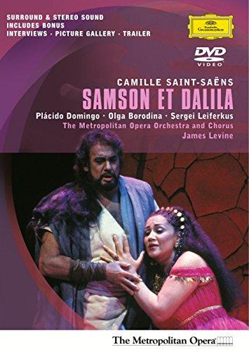 Saint-Saens, Camille - Samson et Dalila