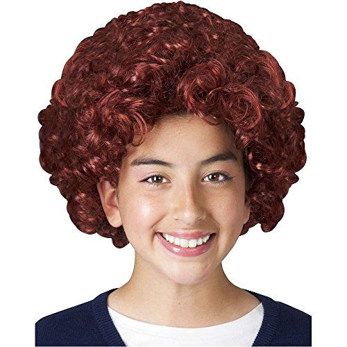 Kids Little Orphan Annie Wig - One Size