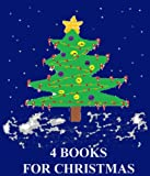 img - for 4 Christmas Children's Books (Great for Beginner Readers) book / textbook / text book