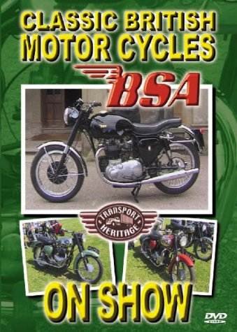 Classic British Motor Cycles - Bsa [DVD] [2004]