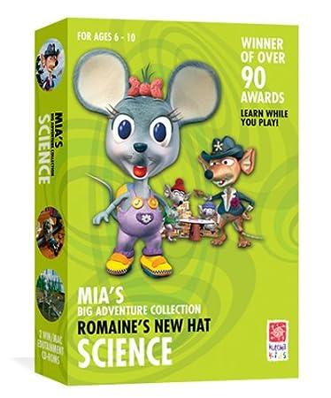 Mia Science - Romaine's New Hat