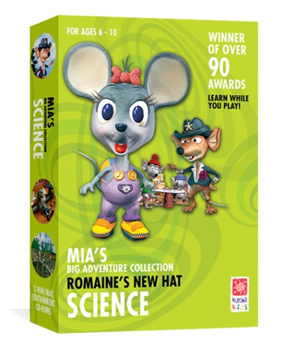 Mia Science - Romaine's New Hat