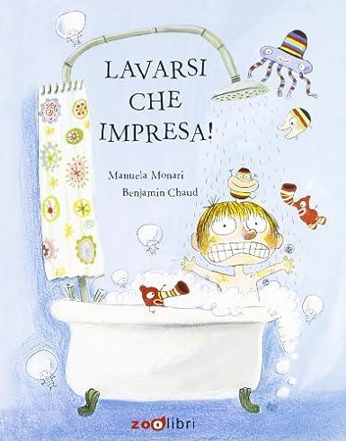 Lavarsi che impresa! Book Cover