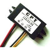 OverseaFortune (C3A) DC/DC Converter Regulator 12V to 5V 3A 15W Car Led Display Power Supply Module