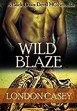 WILD BLAZE (A Back Down Devil MC Novella)