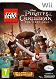 LEGO Pirates of the Caribbean [Nintendo Wii] - Game