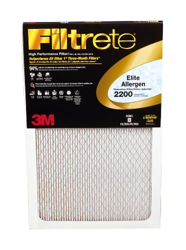 3M Elite Allergen Reduction Filter