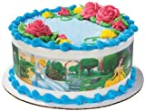 Disney Princess Garden Edible Designer Prints