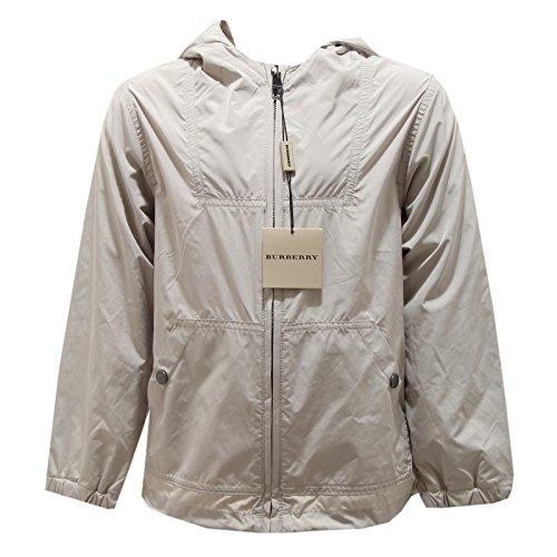 0111O giubbotto beige BURBERRY bimbo jackets kids [4 YEARS]