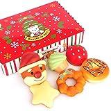 マザーガーデン やわらか パン Xmasパック クリスマス 6個セット