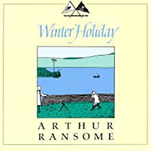 Winter Holiday: Swallows and Amazons Series (       UNABRIDGED) by Arthur Ransome Narrated by Alison Larkin